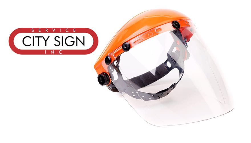City Sign pivoted its operations to make face shields for companies and critical needs organizations. They have also been working with DVIRC, which has created a Supply Chain portal to identify suppliers/manufacturers of critical needs equipment.