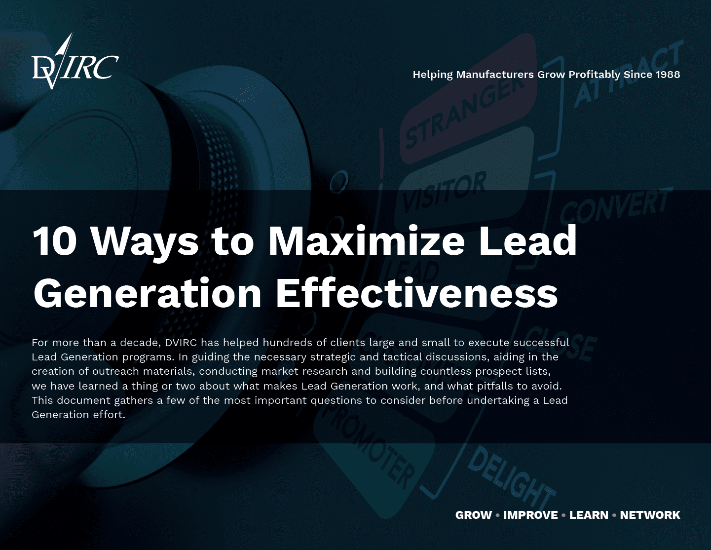 10 Ways to Maximize Lead Generation Effectiveness