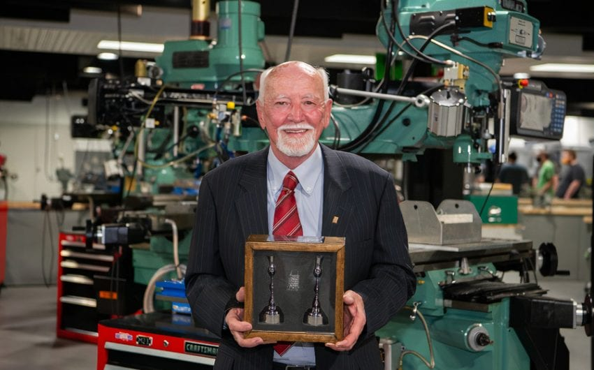 A Manufacturing Hero: Larry Ward of Pacproinc